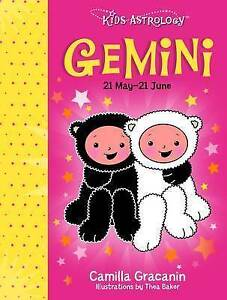 Kids Astrology - Gemini -  Camilla Gracanin