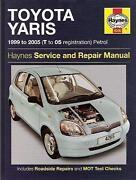 Reparaturanleitung Toyota Yaris