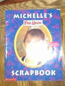 Michelle's Full House Scrapbook for sale London Ontario image 1