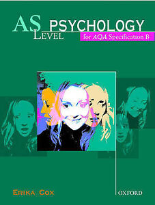 AS Psychology for AQA Specification B