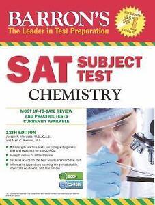 Barrons-SAT-Subject-Test-Chemistry-by-Mascetta-Kernion-12th-Edition