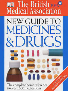 BMA New Guide to Medicine and Drugs  New Book - Hereford, United Kingdom - BMA New Guide to Medicine and Drugs  New Book - Hereford, United Kingdom