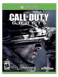 Call of Duty: Ghosts (Microsoft Xbox One, 2013) FR NEW SEALED
