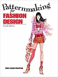 Patternmaking for Fashion Design Paper 4th Edition