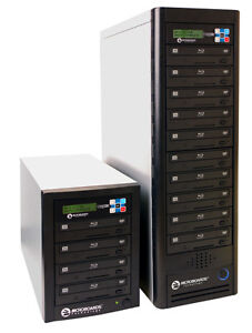 Duplicator Tower Cases (BD/DVD/CD The Price $59 up