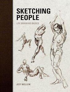 Sketching-People-Life-Drawing-Basics-by-Jeff-Mellem-2009-Paperback