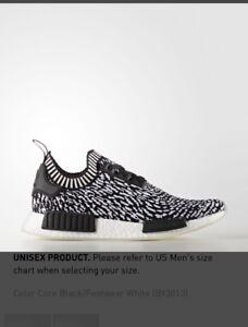 Adidas NMD R1 PK SASHIKO (zebra) BLACK/WHITE size US9 Melbourne CBD Melbourne City Preview