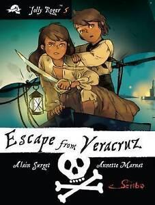 Escape from Veracruz: Book 5 (Jolly Roger™)-ExLibrary
