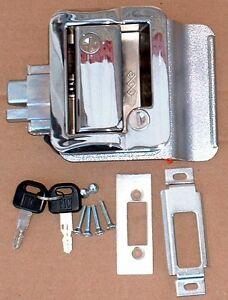 Trailer Door Lock Ebay