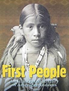 First People by David C King (Hardback, 2008)