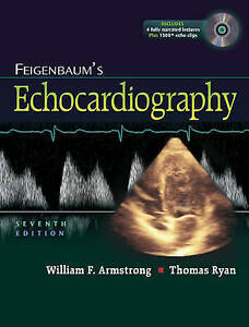 Feigenbaum's Echocardiography, Armstrong, William F.