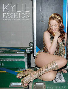 KYLIE FASHION by Kylie Minogue and William Baker : WH4 : HBL118 : NEW BOOK