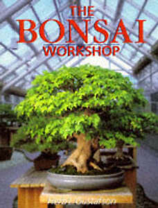 The Bonsai Workshop by Herb Gustafson (Paperback, 1996) LARGE BOOK