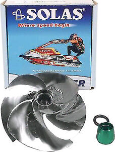 NEW Solas Concord Impeller Pitch 11/19 Sea-Doo 4-TEC