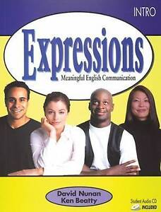 NEW Expressions Intro : Meaningful English Communication by Ken Beatty