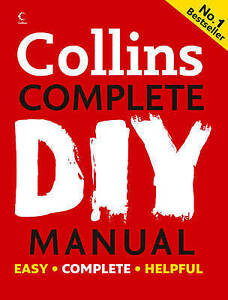 Collins Complete DIY Manual by David Day, Albert Jackson (Hardback, 2011)