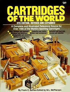 Cartridges of the World 8th Edition