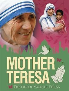 Mother Teresa  BOOKH NEW