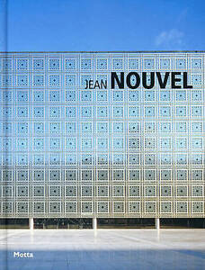 New Jean Nouvel (Minimum Series) [Hardcover] [Aug 01, 2009] Marco Casamonti