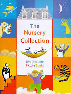 The Nursery Collection: Ten Favourite Picture Books (Picture Mammoth), Various,