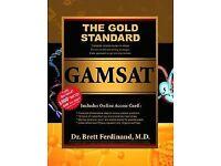 COMPLETE - Gold Standard GAMSAT 2013/2014 Edition Textbook Medicine Exam Preparation Book Hardback