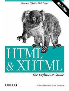 GoodHTML amp XHTML The Definitive Guide HTML amp XHTML Definitive Guide Pape - Ammanford, United Kingdom - GoodHTML amp XHTML The Definitive Guide HTML amp XHTML Definitive Guide Pape - Ammanford, United Kingdom