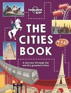 The Cities Book by Lonely Planet -Hcover