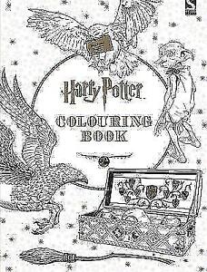 HARRY POTTER COLORING BOOK AT TEDDY N ME