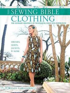 The Sewing Bible - Clothing-ExLibrary