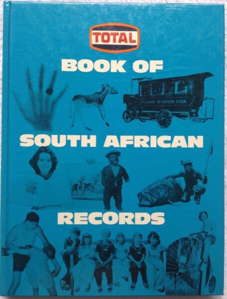 Book of South African Records - compiled and edited by Eric Rosenthal - Hardcover