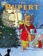 Rupert Bear Annuals