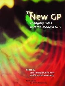 The New GP, Jamie Harrison