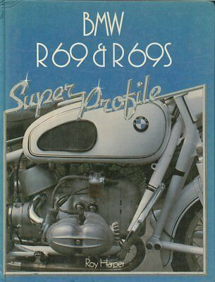 BMW R69 & R69S ( 1955 - 1969 ) DESIGN , DEVELOPMENT & PRODUCTION HISTORY BOOK