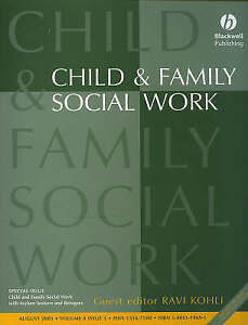 Good, Child and Family Social Work with Asylum Seekers and Refugees: CFS Special