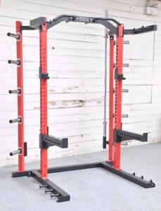 New eSPORT Premium Super Rack IRON BULL TT8014 Half Rack