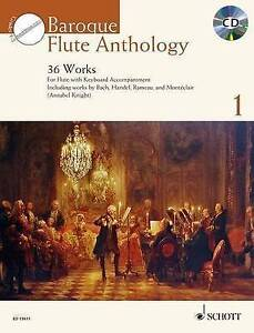 Baroque Flute Anthology: 36 Works: 1 by Annabel Knight (Mixed media product,...
