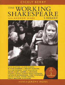 Cicely-Berry-The-Working-Shakespeare-Library-5-DVDs-2-Workbooks-Cicely-Ber