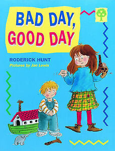 Oxford Reading Tree: Stages 1-9: Rhyme and Analogy: Story Rhymes: Bad Day, Good
