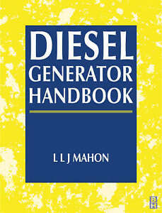 Diesel Generator Handbook by L.L.J. Mahon (Hardback, 1992)