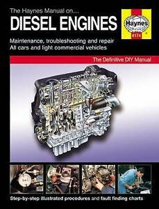 Haynes Manual on Diesel Engines by Haynes Publishing Group (Paperback, 2015)