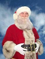 Expert, realistic SANTA available, hire for your party or event!