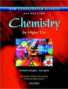 New-Coordinated-Science-Chemistry-Students-039-Book-For-Higher-Tier-Chemistry