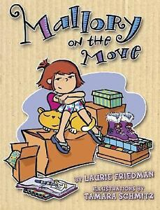 Mallory-Mallory-on-the-Move-1-by-Laurie-Friedman-2005-Paperback
