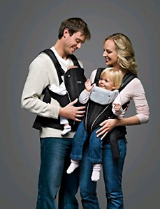 Britax Baby Carrier with infant insert (front or rear facing)