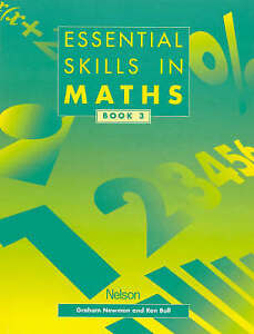 Essential Skills in Maths, Book 3 (Essential Numeracy)-ExLibrary