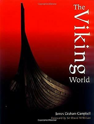 The Viking World, Graham-Campbell, James, Used; Good Book