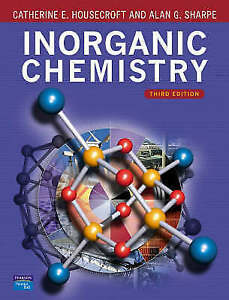 Housecroft Inorganic Chemistry (3rd Edition) Housecroft