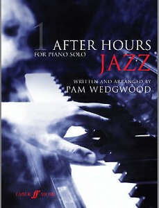 After Hours Jazz v 1 Pamela Wedgwood - <span itemprop=availableAtOrFrom>Fairford, United Kingdom</span> - After Hours Jazz v 1 Pamela Wedgwood - Fairford, United Kingdom