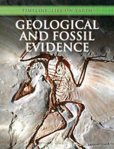 Geological and Fossil Evidence (Timeline: Life on Earth), Bright, Michael, New B