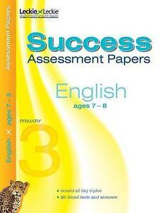 Assessment Papers - English Assessment Papers 7-8, Authors, Various, New Book
